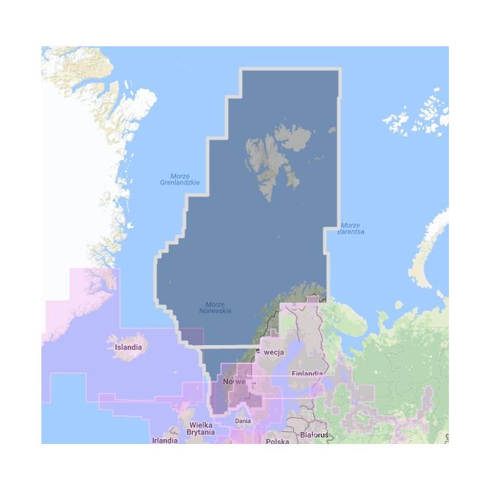 MWVNEN49XGMAP - Norway MWVNEN49XGMAP - Norway