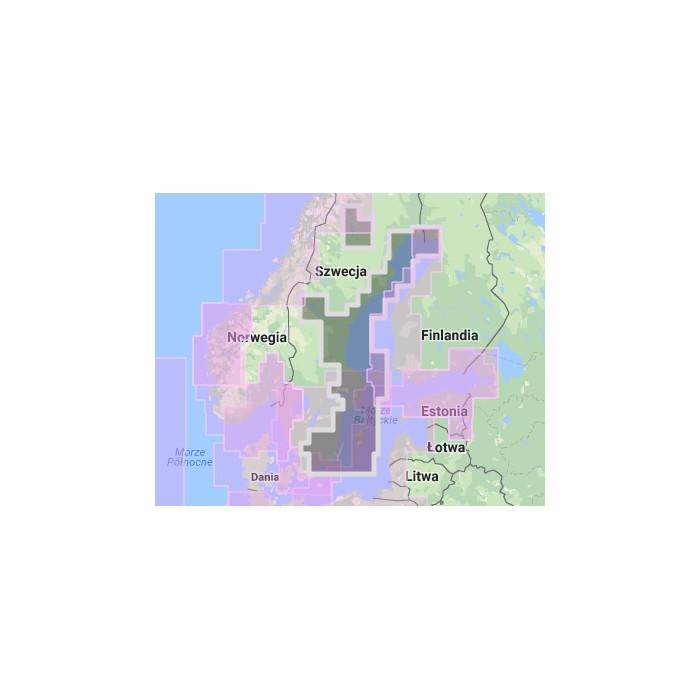WVNEN13MAP - Sweden East Coast WVNEN13MAP - Sweden East Coast