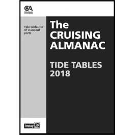 Cruising Almanac Tide Tables 2018