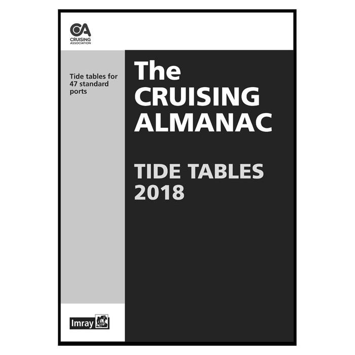 Cruising Almanac Tide Tables Cruising Almanac Tide Tables 2018