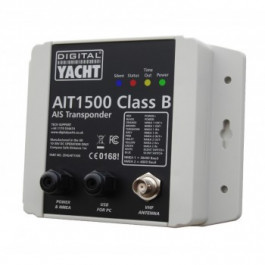 AIT1500 CLASS B TRANSPONDER WITH INT GPS ANT (NMEA 0183)