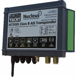 AIT3000 CLASS B TRANSPONDER WITH SPLITTER AND WIFI