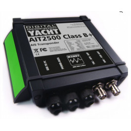 AIT2500 CLASS B+ 5W SO TRANSPONDER (SUPPLIED WITH GPS ANTENNA)