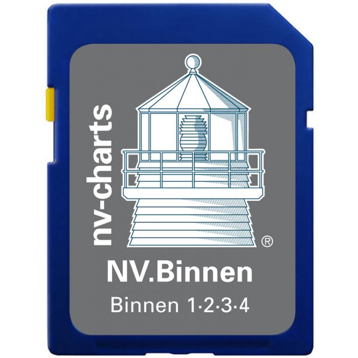 NV.Binnen NV. German Inland Waters