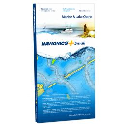 Mapa Navionics+ SMALL (Mały...