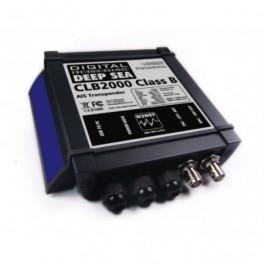 Transponder klasy B (w komplecie antena AIS/GPS)