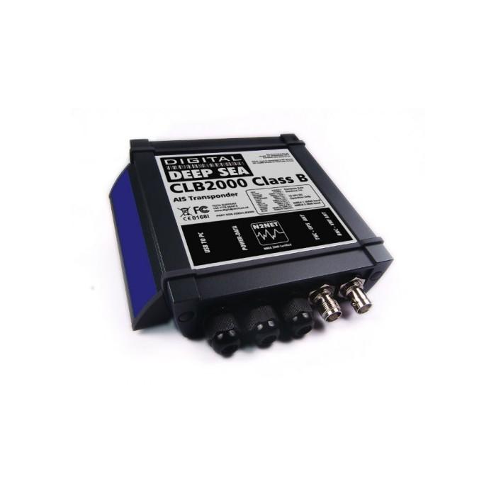 Transponder klasy B (w komplecie antena AIS/GPS) Transponder klasy B (w komplecie antena AIS/GPS)