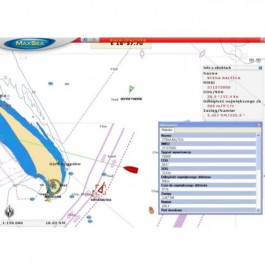 Transponder klasy B (w komplecie antena GPS) Transponder klasy B (w komplecie antena GPS)