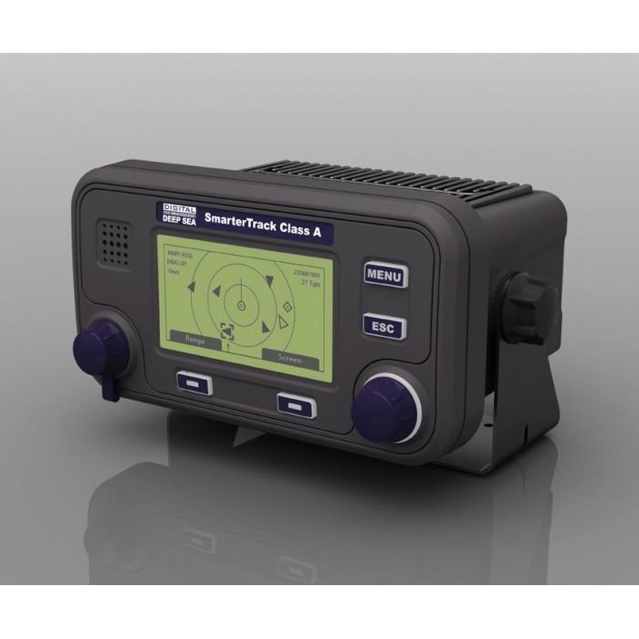 Transponder klasy A (wraz z anteną GPS) Transponder klasy A (wraz z anteną GPS)