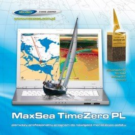 Time Zero Navigator 3.0 PL WIDE (Program z mapą Wide)