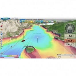 TimeZero Navigator 4.2 PL WIDE (Program z mapą Wide) Time Zero Navigator 3.0 PL WIDE (Program z mapą Wide)