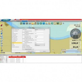 TimeZero Navigator 4.2 PL MEGAWIDE (Program z mapą MegaWide) Time Zero Navigator 3.0 PL MEGAWIDE (Program z mapą MegaWide)