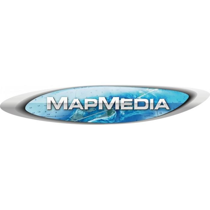 Aktualizacja mapy Mega Wide (Navionics, Jeppesen lub rastrowa) Aktualizacja mapy Mega Wide (Navionics, Jeppesen lub rastrowa)