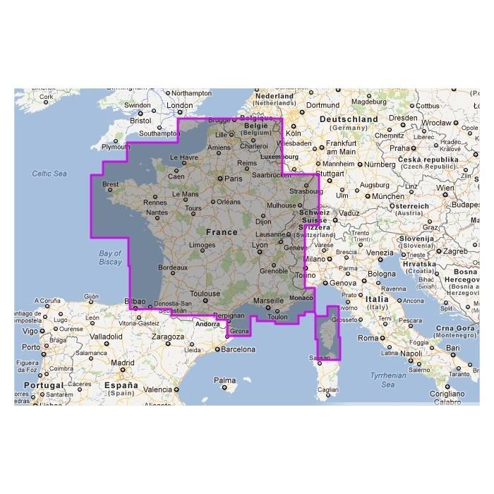 WVNEW26MAP - France WVNEW26MAP - France