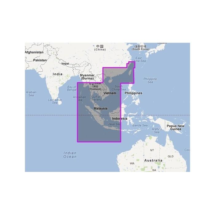 V69MAP-S.China Sea - Jawa Sea V69MAP-S.China Sea - Jawa Sea