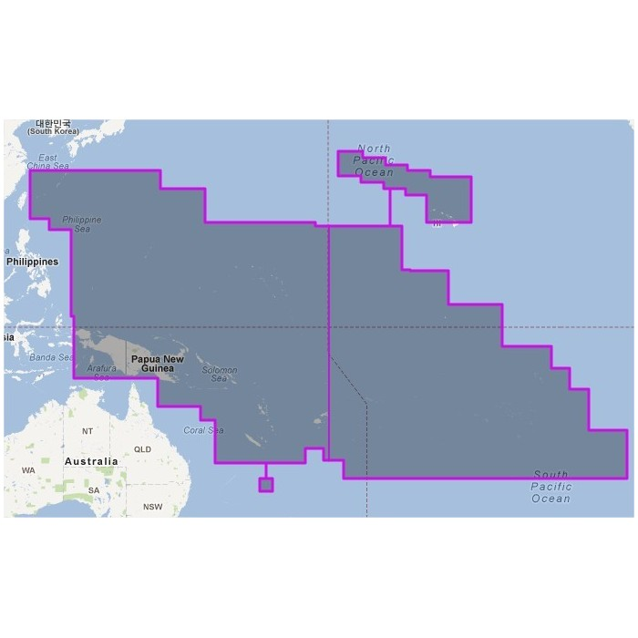 V70MAP-Hawa? Pacific Islands V70MAP-Hawaď Pacific Islands