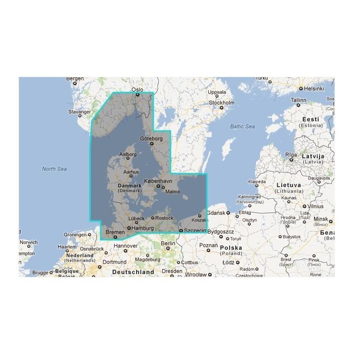 R15P-MAP/01-Oslo to Denmark R15P-MAP/01-Oslo to Denmark