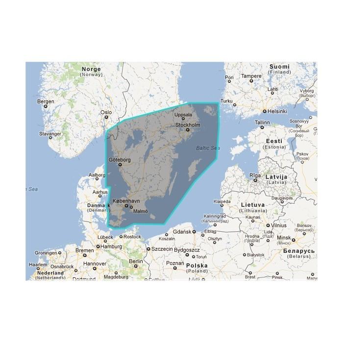 R17P-MAP/01-Sweden South R17P-MAP/01-Sweden South
