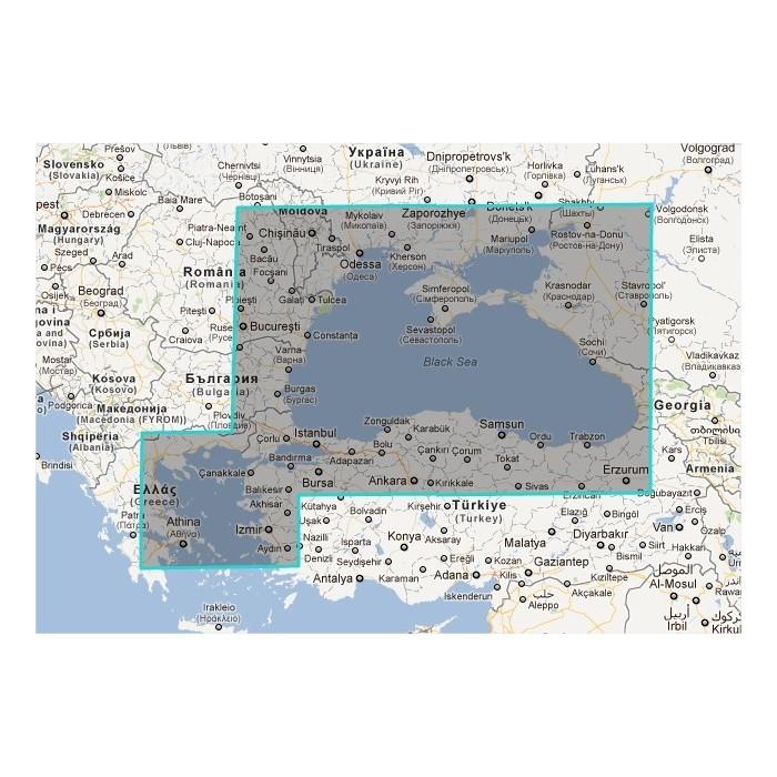 R35P-MAP/01-Black Sea R35P-MAP/01-Black Sea