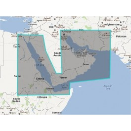 R43P-MAP/01-Red Sea - Arabian Gulf