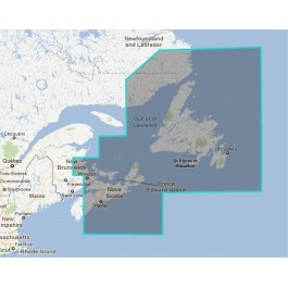 R903MAP-Canada Newfoundland