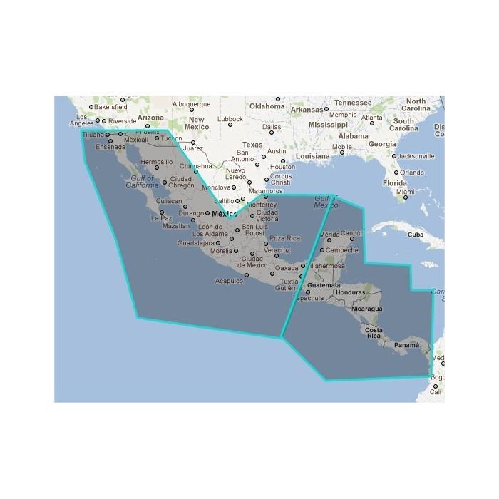 R912MAP-Central America R912MAP-Central America