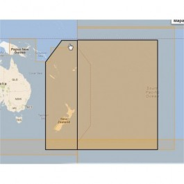 MWVJAUM001MAP-New Zealand and Pacific Islands