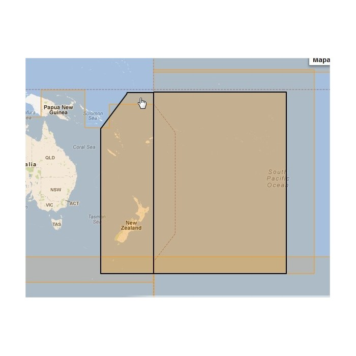 MWVJAUM001MAP-New Zealand and Pacific Islands MWVJAUM001MAP-New Zealand and Pacific Islands