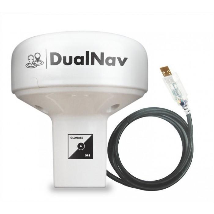 Antena DUALNAV GPS/GLONASS złącze USB Antena DUALNAV GPS/GLONASS złącze USB