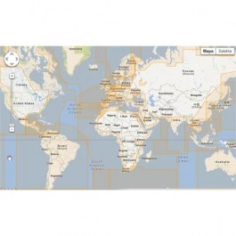 WORLDVJMAP-Jeppesen World Pack Charts