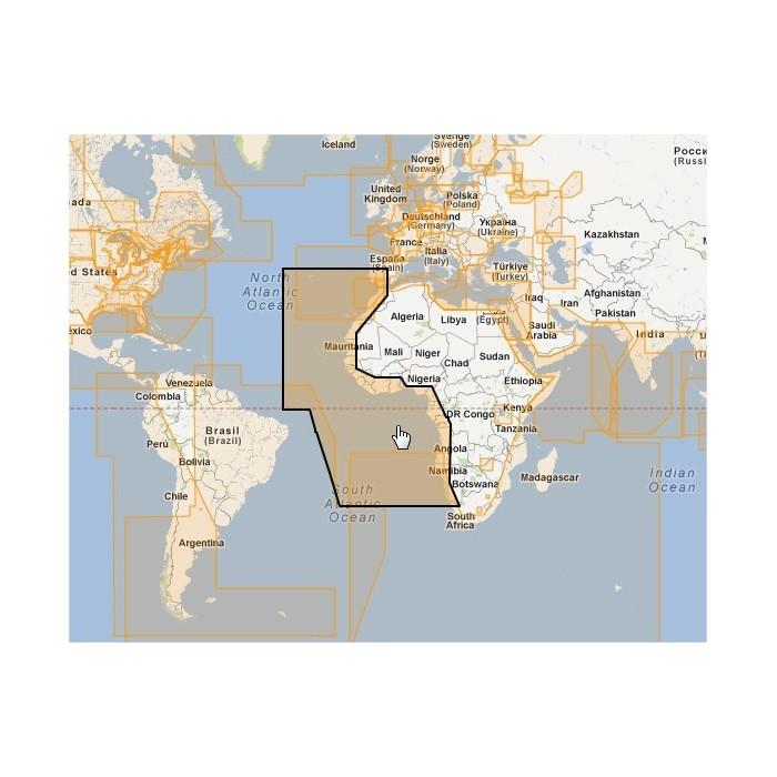 WVJAFM210MAP-Africa - West WVJAFM210MAP-Africa - West