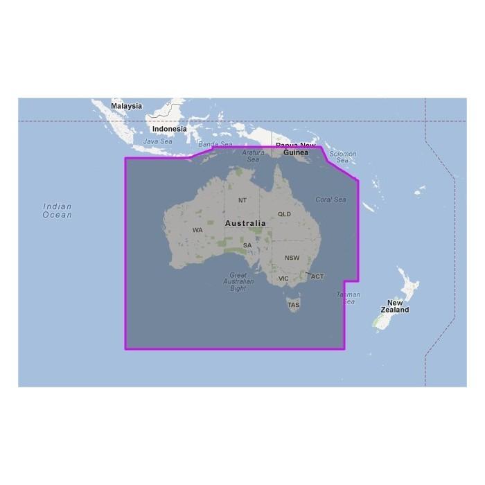 WVJAUM005MAP-Australia WVJAUM005MAP-Australia