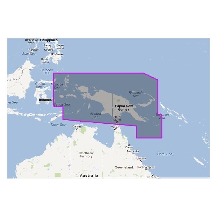 WVJAUM207MAP-Papua New Guinea WVJAUM207MAP-Papua New Guinea