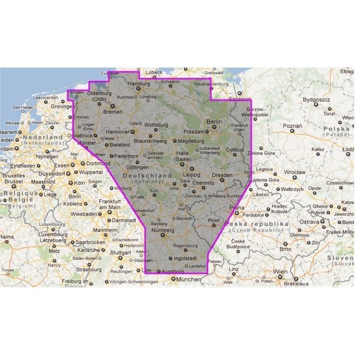 WVJENM080MAP-Germany Inland WVJENM080MAP-Germany Inland