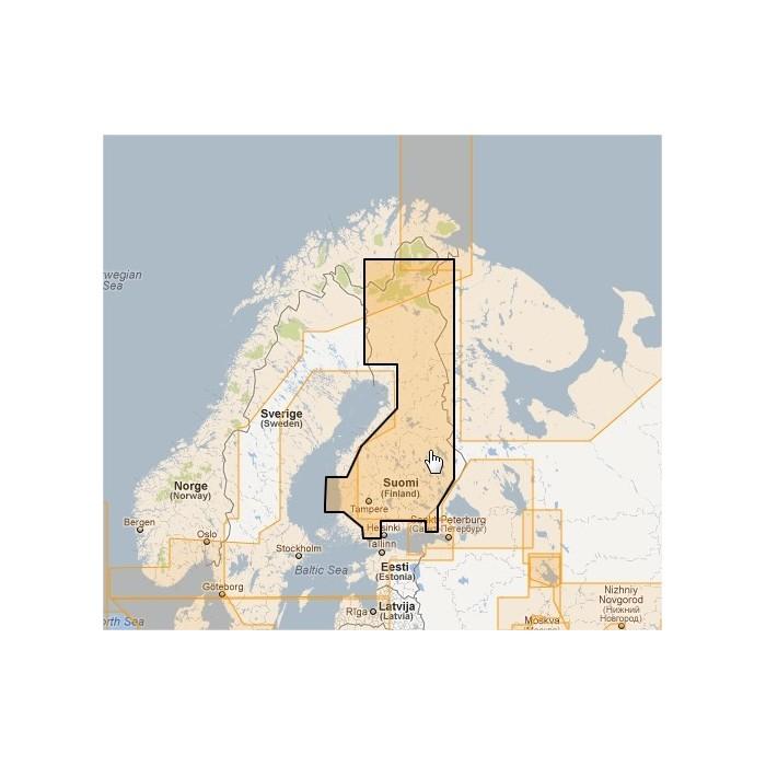 WVJENM326MAP-Finland Lakes WVJENM326MAP-Finland Lakes