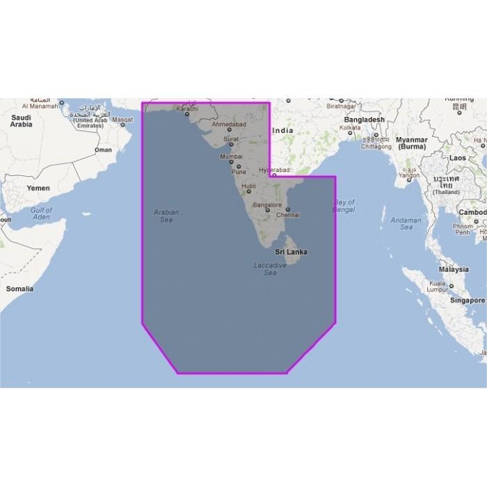 WVJINM201MAP-Eastern India and Maldives WVJINM201MAP-Eastern India and Maldives