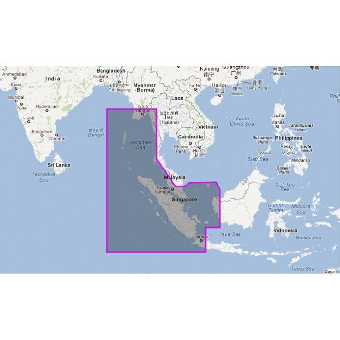 WVJINM203MAP-Gulf of Martaban to Jakarta WVJINM203MAP-Gulf of Martaban to Jakarta