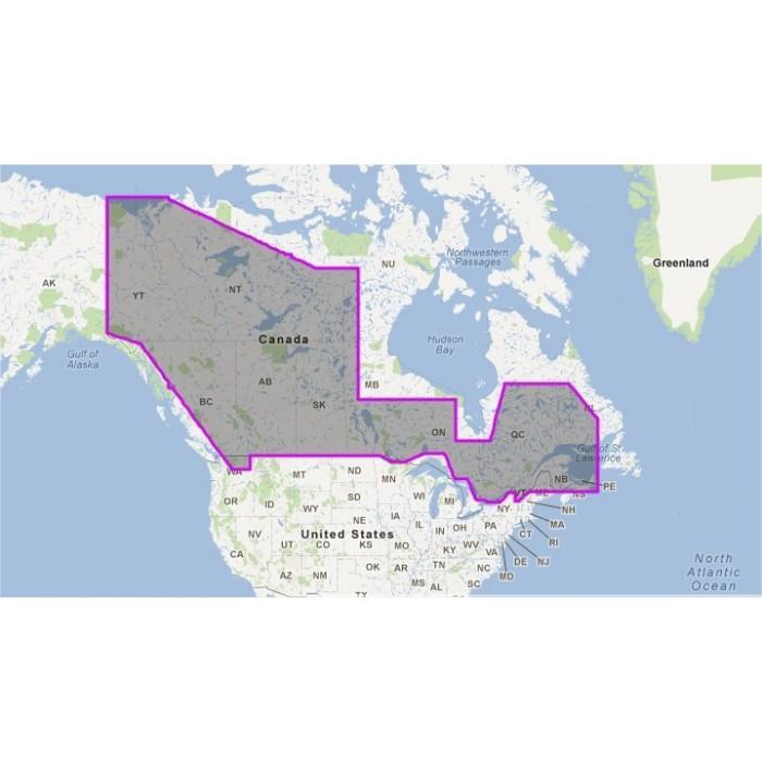 WVJNAM048MAP-MAXLAKES Canada WVJNAM048MAP-MAXLAKES Canada