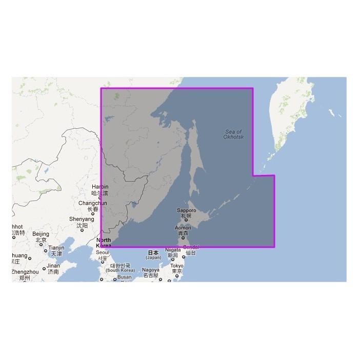 WVJRSM207MAP-Hokkaido and Sakhalin Islands WVJRSM207MAP-Hokkaido and Sakhalin Islands