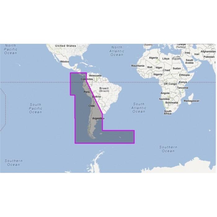 WVJSAM500MAP-Costa Rica to Chile to Falklands WVJSAM500MAP-Costa Rica to Chile to Falklands