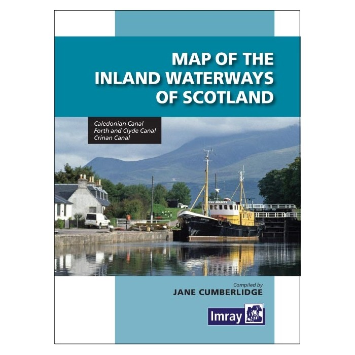 Map of the Inland Waterways of Scotland Map of the Inland Waterways of Scotland