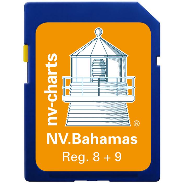 NV. Florida / Bahamas & Bermuda - Karten & Hafenpl? ne Reg. 8.1, 9.1, 9.2, 9.3 und 16.1 NV. Florida / Bahamas & Bermuda - Karten & Hafenpläne Reg. 8.1, 9.1, 9.2, 9.3 und 16.1