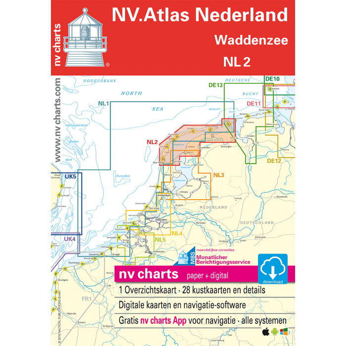 NV. Atlas NL2 - Waddenzee NV. Atlas NL2 - Waddenzee