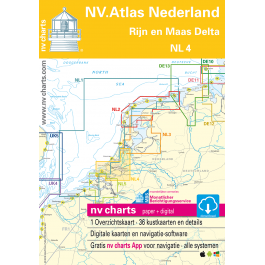NV. Atlas NL4 - Rijn & Maas Delta