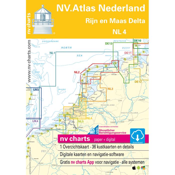 NV. Atlas NL4 - Rijn & Maas Delta NV. Atlas NL4 - Rijn & Maas Delta