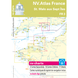 FR 3 - NV. Atlas France - St. Malo à Les Sept Îles
