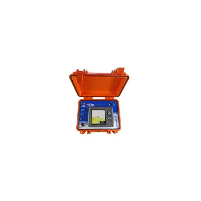 Niezależny odbiornik AIS easyINFOBOX wraz z chartplotterem Niezależny odbiornik AIS easyINFOBOX wraz z chartplotterem