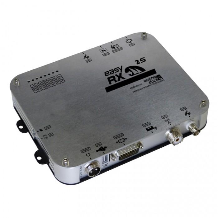 Dwukanałowy odbiornik AIS easyRX2 S-LAN (zintegrowany multiplexer, splitter i port ethernet) Dwukanałowy odbiornik AIS easyRX2 S-LAN (zintegrowany multiplexer, splitter i port ethernet)