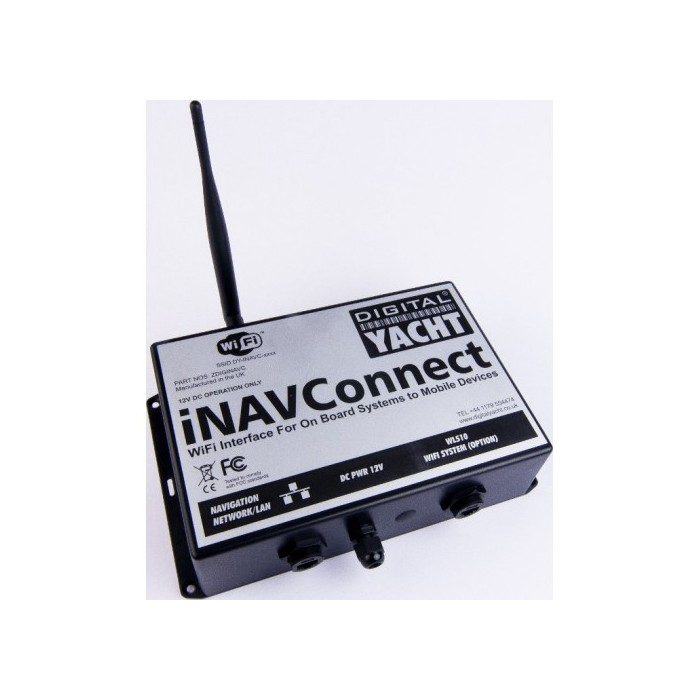 xRouter WiFi dla sieci Raymarine E/G i C/E (współpracuje z WL510) Router WiFi dla sieci Raymarine E/G i C/E (współpracuje z WL510)