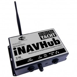 iNAVHub Navigation Server & WiFi Router